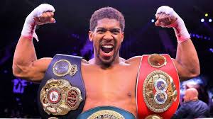 Anthony Joshua announces launch of new content studio and production house  SBX Studios | Boxing News | Sky Sports
