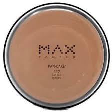max factor pancake makeup 117