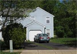 bucks county pa townhomes for