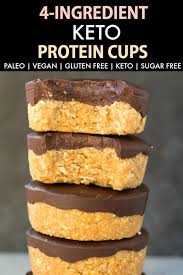 homemade keto protein bars paleo