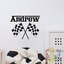 Pin On Name Wall Decal