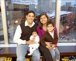 Meet Indian American community's first 'power couple' - Rediff.com News