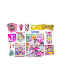 Combo Para Cumpleanos Minnie Mouse