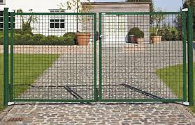 Swing Gate Fortinet Betafence Electro Welded Steel Panel Wire Mesh
