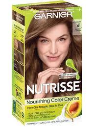 nutrisse nourishing color creme light