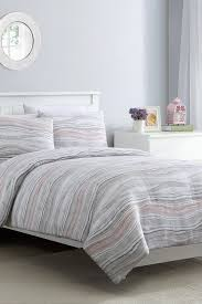 vcny home twin xl marble blush duvet