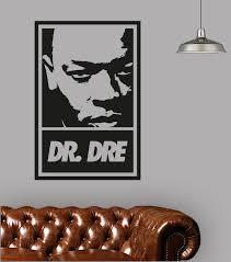 Dr Dre Wall Art Giant Vinyl Decal Street Art Style Easy Etsy