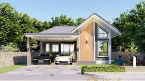 simple but chic two bedroom house