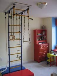 17 Indoor Play Ideas That Will Transform Your House Into Your Child S Dream Home Kids Gym Kid Room Decor Boy Room