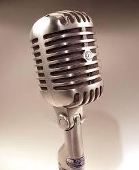 Resultado de imagen de microfonos