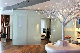 smart glass bathroom that turns opaque