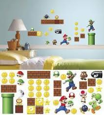Super Mario Bros Wall Stickers Posters Prints Paintings Wall Art For Sale Allposters Com