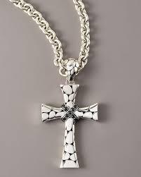 john hardy kali black sapphire cross