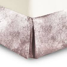 china blush pink crushed velvet ombre