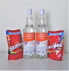homemade skittles vodka recipe 0