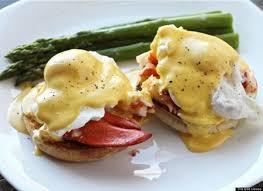Lobster eggs, Eggs benedict recipe ...