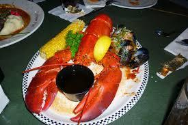 Lagosta do Lobster Pot, em Provincetown ...