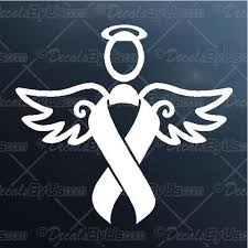 Get Great Deals On Cancer Awareness Ribbons Car Stickers