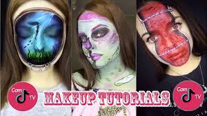 best special effects makeup tutorials