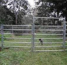 Livestock Fence Panel Yusen Fencing Factory Co Ltd