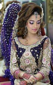 bridal makeup and hairstyle wedding ideas