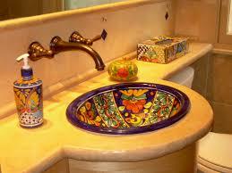 home design ideas mexican bathroom decor