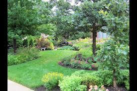 edging garden beds adds an elegant