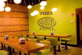 Ik1035 Wall Decal Sticker Pizza Pizzeria Italian Restaurant Pizzeria I Stickersforlife