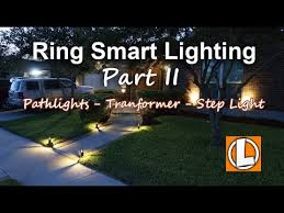 ring smart lighting review part 2