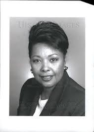 Press Photo Cassandra Smith Gray Detroit Council | Historic Images