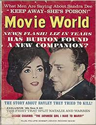 Movie World: Vol. 8, No. 5 (September 1963): Dorothy Gallagher (ed); Nan  Tyler, May Mann, Polly Brooks, and Uncited Others: Amazon.com: Books