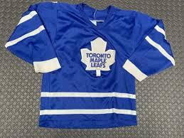 Vintage 90s Toronto Maple Leafs Felix Potvin 29 CCM Hockey | Etsy