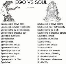 "cosmic shaman on instagram ""ego vs soul 🧠💚🤘🍄⚡ p s y c h e"
