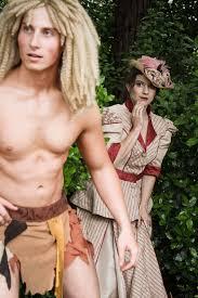 Abbey Lee stars in 'Tarzan' at Spreckels