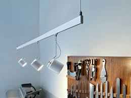 very nice suspended track lighting