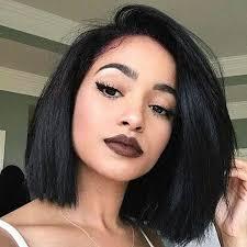 "Generic 8"" Blunt Straight Human Hair - Felicia price from jumia in Nigeria  - Yaoota!"