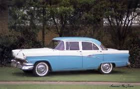 A Ford Customline (1956) - Picture Gallery - Motorbase