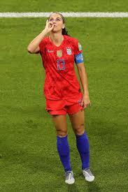 We're America's team': U.S. Women's National Team's Alex Morgan speaks on  equal pay, Donald Trump - SFGate