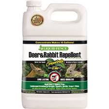 Liquid Fence Deer And Rabbit Repellent Concentrate 1 Gallon Walmart Com Walmart Com
