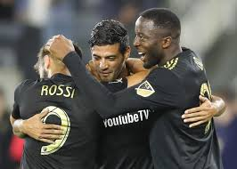 Fear LAFC's three-headed monster of Carlos Vela, Adama Diomande and Diego  Rossi – The Athletic