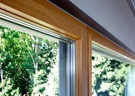 better than wood for window frames