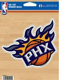 Phoenix Suns Die Cut Decal Car Window Laptop Tumbler See Description Ebay
