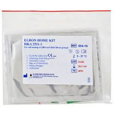 d adamo blood typing kit 1 easy self