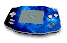 Blue Giant Game Boy Advance Skin Istyles