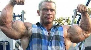 lee priest i just love to train