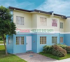 Felicia at Micara Estates Cavite - Micara Homes for Sale in Tanza