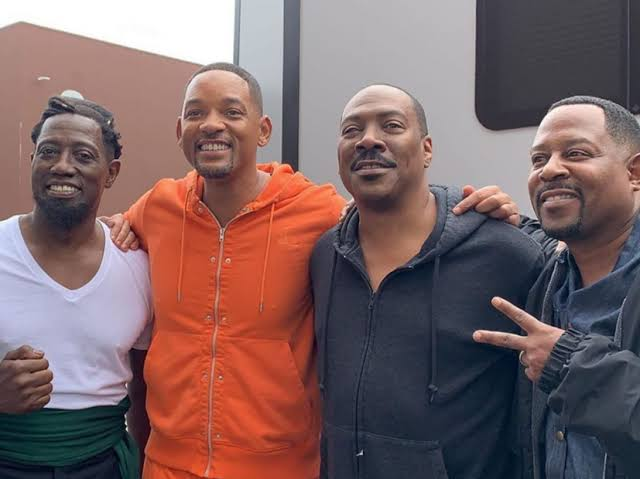 Image result for Will Smith, Martin Lawrence And Eddie Murphy""
