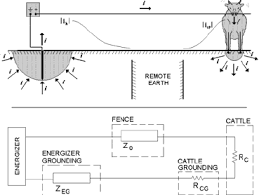 Parts Of The Electric Fence Download Scientific Diagram