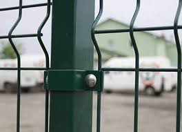 Cenky High Security Fencing Company Square Rectangular T Y Shape Fence Post Post Cap And Clips