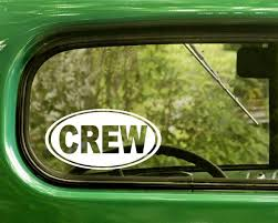 Crew Or Rowing Decal Sticker The Sticker And Decal Mafia